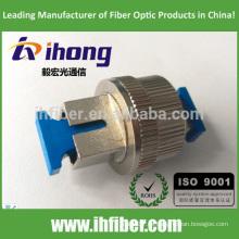 SC / UPC Singlemode Atenuador ajustable mecánico óptico 0-30db