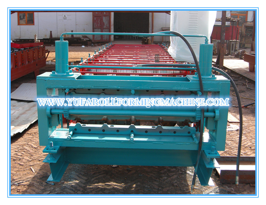 YF Double layer roll forming machine