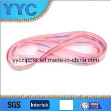 Resin Zipper, Colourful Printing Long Chain Zipper