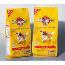 8 Colors Pet Food Packaging Bag Pet / Vmpet With Custom Printing