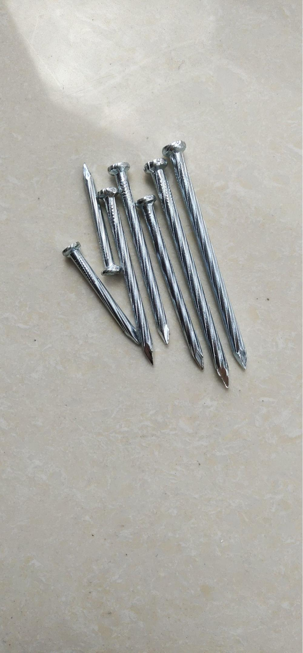 Diagonal Cement Steel Screw