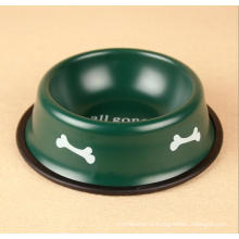 (BC-PE1003) High Quality Reusable Melamine Pet Basin