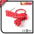 Kabel dan Blocking Arm Universal Valve Lockout