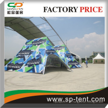 Stahlrahmen wasserdichtes Lagerzelt mit Rolltür zum Verkauf