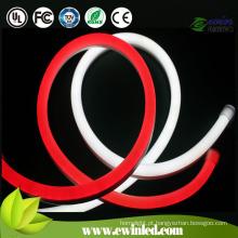 Luz de néon do cabo flexível do diodo emissor de luz de 360 graus redondos com CE RoHS
