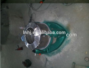 SS600 Top discharge clarifying chemical centrifugal separator
