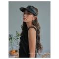 Foldable&adjustable sun visor cap summer hat
