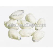100% algodão absorvente de gazela de amendoim