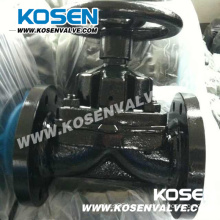Cast Steel Bs Diaphragm Valves (G46)
