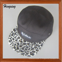 Пользовательские Тканые Этикетки Leporad 5 Панели Шляпа
