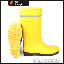 PVC Safety Rain Boot with Reflective Stripe (SN5128)