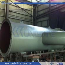 Tubo de montagem soldada de aço (USB005)