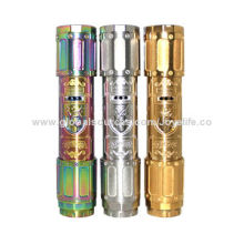 Mechanical Flip V3 Tronix Mod Clone Fit, 18350/18500/18650 in Stock Free Shipping