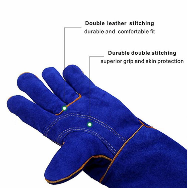 Durable Lether Stiching