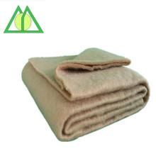 guata de pelo de camello para acolchado de colchón