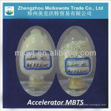 резиновые Акселератор MBTS (КАС № 120-78-5)
