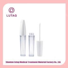 Embalaje para el labio de plástico vacío de labio brillo empaquetado