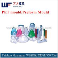 oem custom high quality PET preform mould/pet preform mould supplier/PET preform moulding