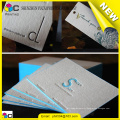 competitive price superior quality high-grade business cards clear pvc business card