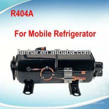 Stockage à froid Salle de congélation Équipement d'équipement de réfrigération R404A Compresseur de réfrigération