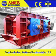 Aggregate Production Line Double Roll Crusher
