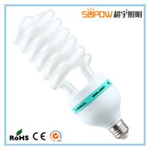 T5 meia espiral de poupança de energia CFL lâmpada de alta potência 110W 125W