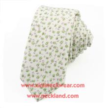 Baumwolle bedruckte chinesische Floral Krawatte