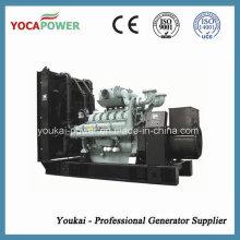620 кВт / 775 кВА Дизель-генераторная установка Работает на Perkins Engine (4006-23TAG2A) Дизельный двигатель Электрогенератор Дизель Генераторная мощность генератора