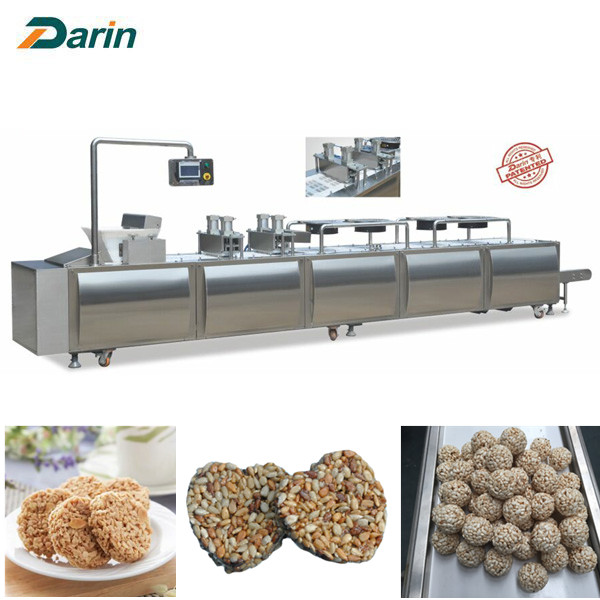 Cereal+Bar+Snacks+Ball+Forming%2FMolding+Machine