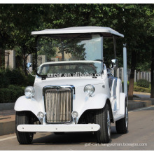 48V cheap hot electric type classic sightseeing cart
