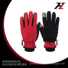 Best selling bottom price customized cycling long finger gloves