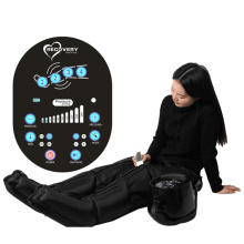 digital circulation therapy lymphatic drainage normatec air compression foot and leg massager