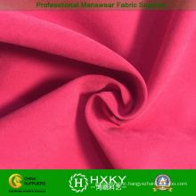 Brushed Nylon Polyester Peach Skin Fabric for Winter Garment