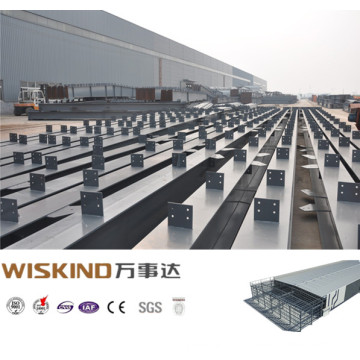 Light Steel Structure Portable Poultry House Building