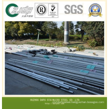Stainless Steel Seamless Pipe for Handrails 304, 310, 316L