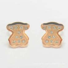 Pendientes de acero inoxidable Pendientes de joyería de moda
