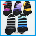 2016 spring new fashion young girl ankle socks of stripe pattern