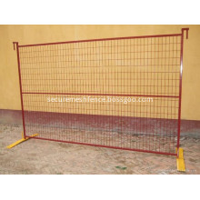 Canada Temporary Metal Fence Panels Powder Coated