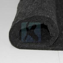 2018 China Recycled Grey Polyester Mattress Pad