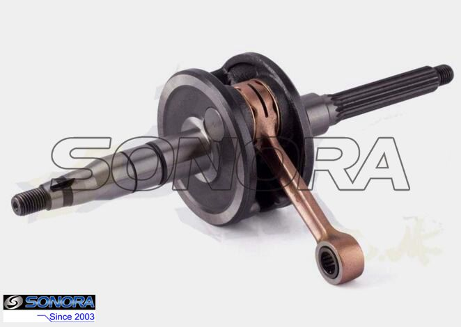 Yamaha Aerox Crankshaft Replacement