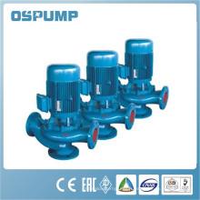 GW pompe de broyeur d'eaux usées de canalisation avec des économies d'énergie significatives