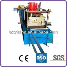 YTSING-YD-4174 übergeben CE & ISO Z Purlin Rolling Machinery, Z Purlin Roll Umformmaschine
