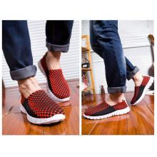Chaussures tissées à la main, chaussures décontractées 21