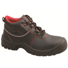 Ufa011 Hotselling Middle Cut Steel Toe Middle East Safety Shoes