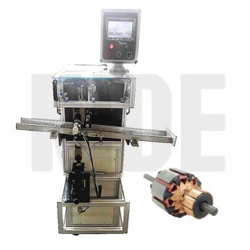 Rotor cuña máquina de inserción