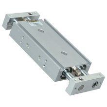 Double-Rod Pneumatic Cylinder
