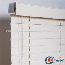White pvc Fensterläden louvers shutters