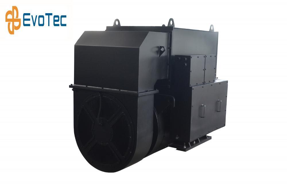 2800kw Diesel Synchronous Brushless Alternator