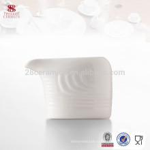 горячая продажа персонализированные фарфор сливочник молочник , отель кухонные аксессуары