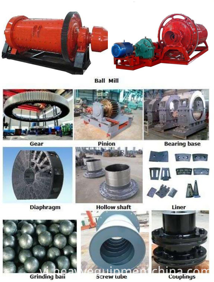 Quartz Powder Ball Mill